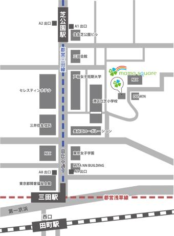 MAP|ママスクエア